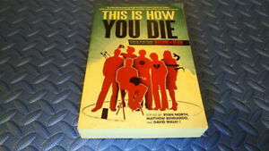 Book: This Is How You Die