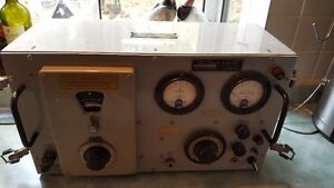 Vintage 1951 US Military Signal Corps Signal Generator TS-497B