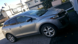 2010 Mazda Cx-7 GT - Fully loaded with low KM