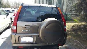 2003 Honda CR-V Familiale