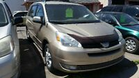 Toyota Sienna LE AWD ALLOY WHEELS ETESTED CLEARANCE PRICE