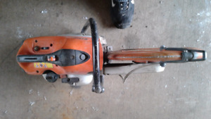 Stihl Concrete Saw For Sale