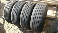 Michelin 265/60R18 all season tires