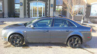 06 Audi A4 AWD NO ACCIDENTS*Extra TURBO** 4 NEW TIRES&SPORT RIMS
