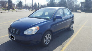 2006 Hyundai Accent Sedan *Priced to sell*