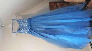 Cinderella skirt Prom Dress