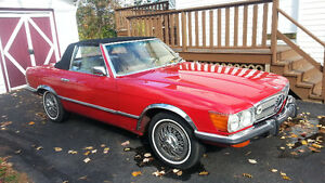 REDUCED PRICE - 1973 Mercedes-Benz Convertible
