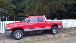 2001 Dodge Power Ram 1500