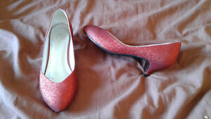 Dr. Scholls shoes and red spark heals. St. John's Newfoundland image 2