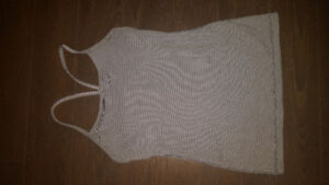 Lululemon power y and back at it tanks size 4