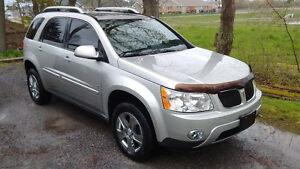 2008 Pontiac Torrent Olympic Podium Edition SUV