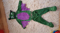 Dragon Costume for kid size 4-5