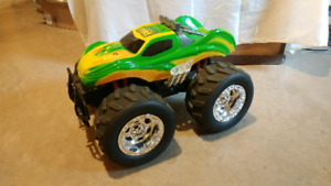 Wild Fire remote controlled monster truck