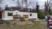 Mobile Home 16 x 65 stock # 1450