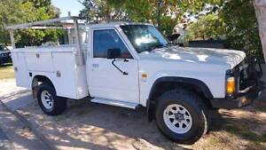 NISSAN PATROL UTE 4.2 DIESEL, RWC, REGO!!! Redcliffe Redcliffe Area Preview