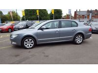 Skoda Superb 1.8 TSI S DSG (grey) 2011