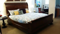 King Sleigh Bed, OFFERS WELCOME