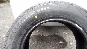 Un Pneu BlizzakWS60 175 65R14 neuf , Tire Blizzak new