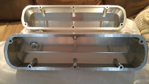Mustang Fabricated Valve Covers