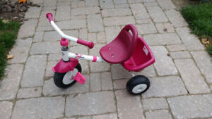 Tricycle Kettler made in Germany Pink