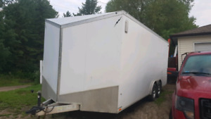 All aluminum trailer 20 X 8