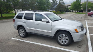 2008 Jeep Grand Cherokee – DIESEL 3.0L – Limited – fully loaded