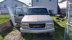 2000 gmc 2500 454 (7.4l) for sale must go!