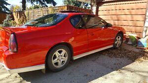 2001 Chevrolet Monte Carlo SS (Limited Edition) Safetied