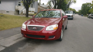 2007 Kia Spectra LX - Excellent Condition - Great Tires