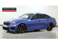 2021 BMW 3 Series 2021 21 BMW M340I 3.0 xDrive Auto Saloon Petrol Automatic