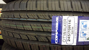 BRAND NEW ALL SEASON  TIRES SALE! GREAT DEAL!!!