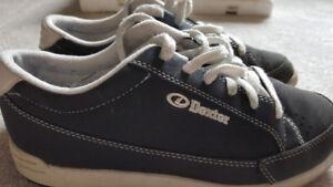 Women's Used Dexter Dottie Bowling Shoes - Size 7