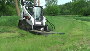 SKID STEER SERVICES!! Corral/Livestock Stalls cleaned!! Strathcona County Edmonton Area image 4