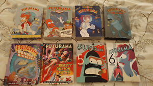 Futurama DVD Set