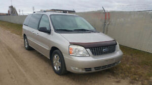 2006 Ford Windstar Minivan, Van