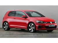 2017 Volkswagen Golf 2.0 TSI GTI 3dr Hatchback petrol Manual