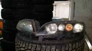 Mazdaspeed 6 headlight