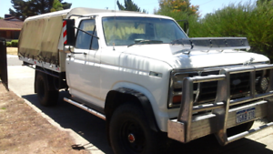 Ford F350 4x4