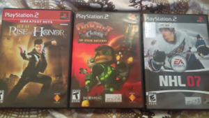 3 ps2 games for $10
