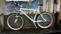 Raleigh Deore LX equipped mountain bike by Lumpy Bikes