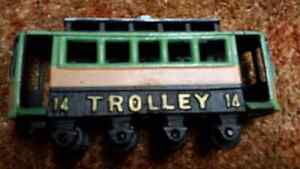 Cast train and trolley  Windsor Region Ontario image 7