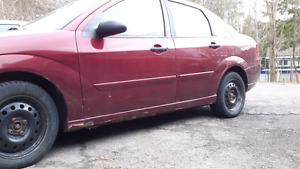 2006 Ford Focus Low Kms!