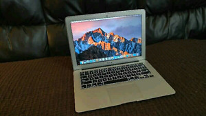 "Apple Macbook Air 13.3"" Laptop Great Condition"
