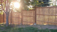 Wood Fencing Installations