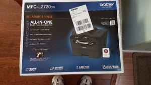 New MFC-L2720DW Brother Printer