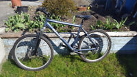 Brodie Tempyst Hardtail Bicycle