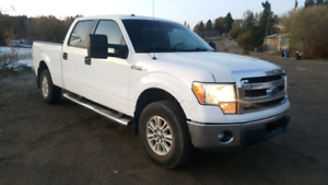 2014 Ford F150 Supercrew XLT Heavy Spec