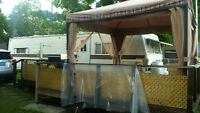CAMPING TRAILER ON PARK 5MINS AWAY FROM SAUBLE BEACH 29 FOOT LON
