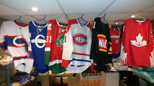 BRAND NEW WITH TAGS CAREY PRICE COLLECTION JERSEYS