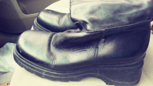 Esprit Brand Leather Boots - Women's